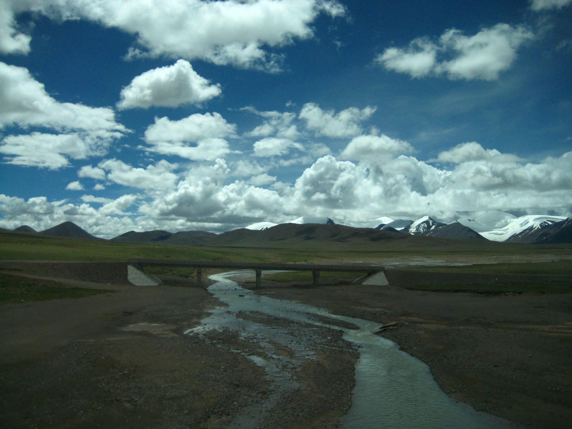Kina och tågresan till Tibet 2009 430
