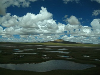Traveling is always an adventure - especially to very different countries from your own. Tibetan plateau, 5000m