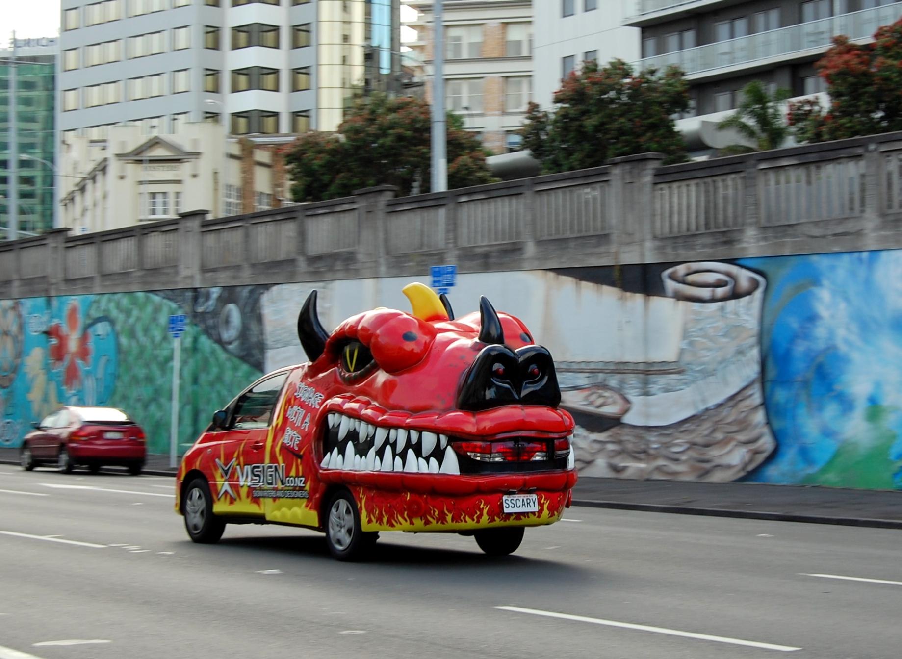 Auckland...