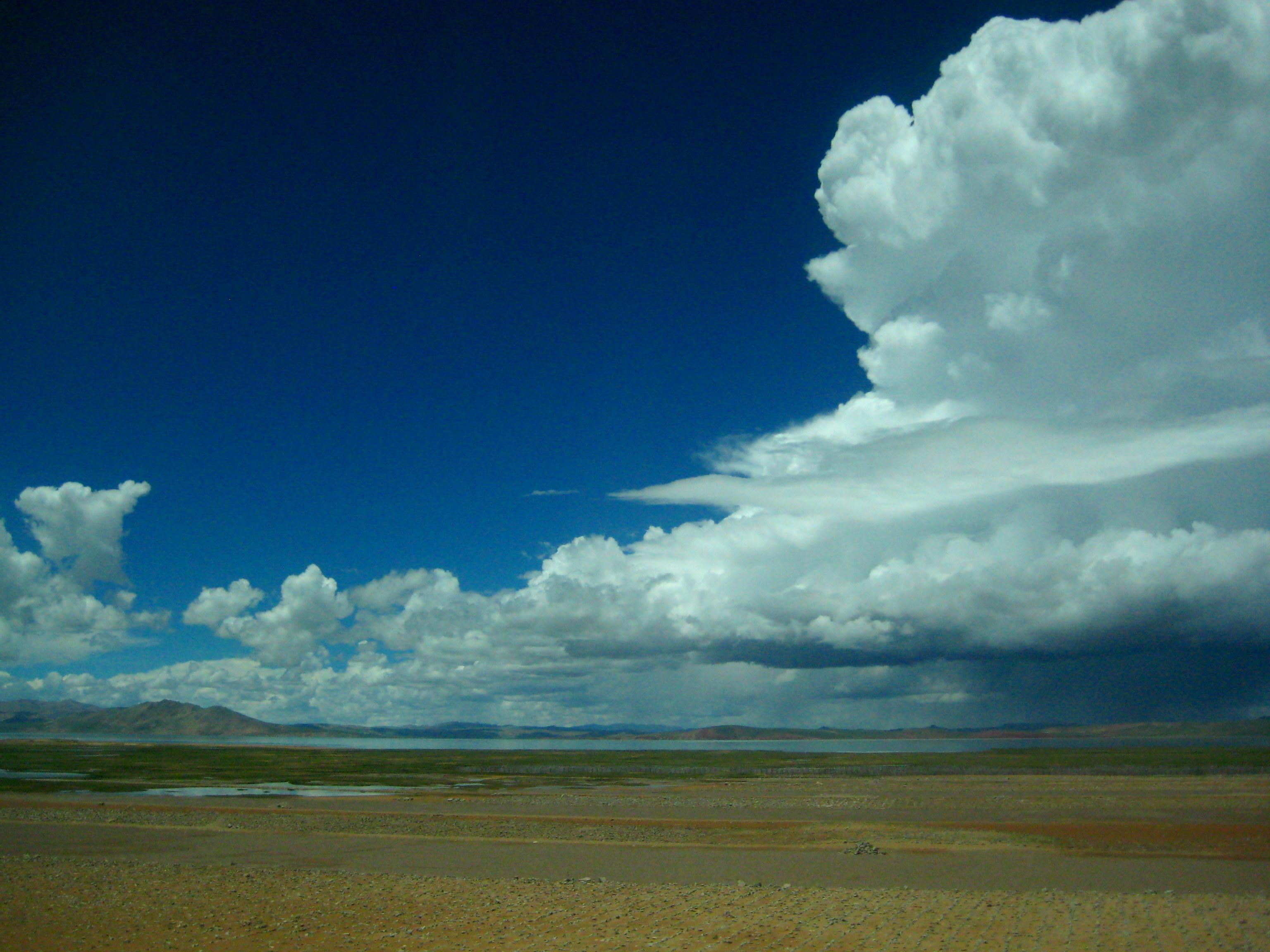 Kina och tågresan till Tibet 2009 452