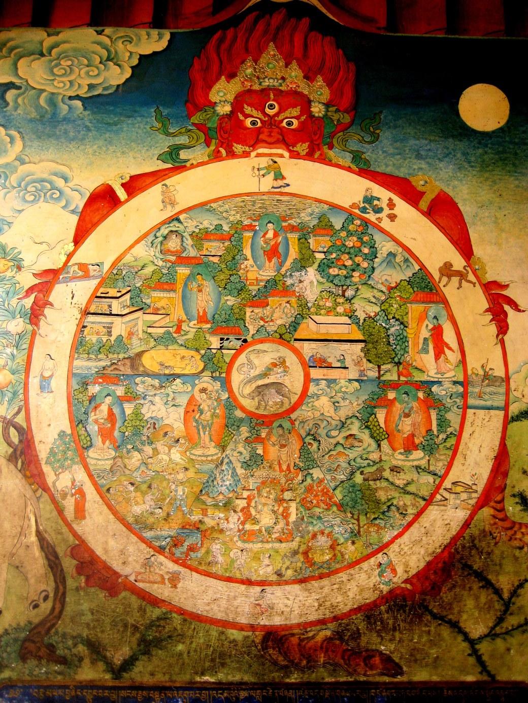 Kina och Tibet 2009 352