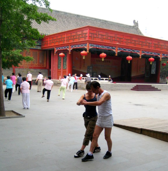 Kina och tågresan till Tibet 2009 283