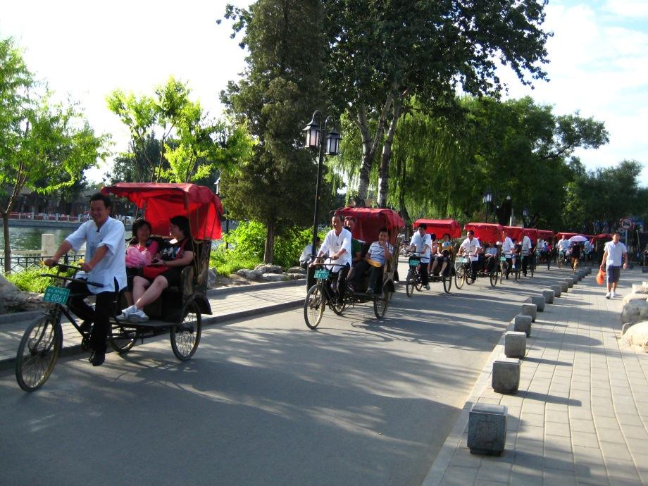 Kina och tågresan till Tibet 2009 184