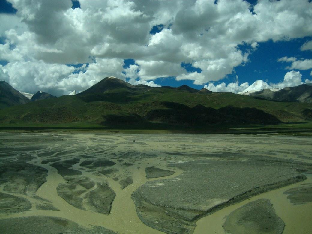 Kina och tågresan till Tibet 2009 473