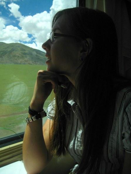 Kina och tågresan till Tibet 2009 474