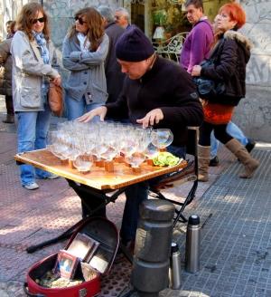 Madrid market - skilled!