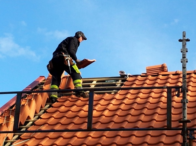 Fixing my roof