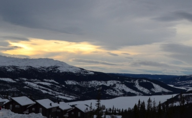 Åre and the mountains