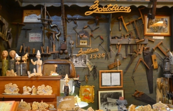 Wooden toys factory