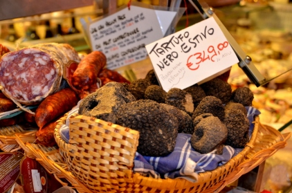 For Totti - truffles!
