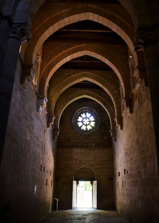 ...and the impressive church