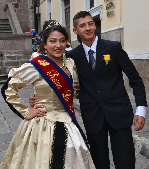 Miss Quito and Gentleman