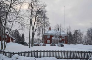 The Jokkmokk youth hostel