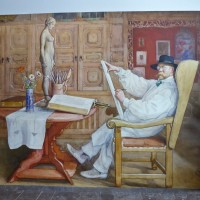 On Exhibition: Carl Larsson, Our National Painter