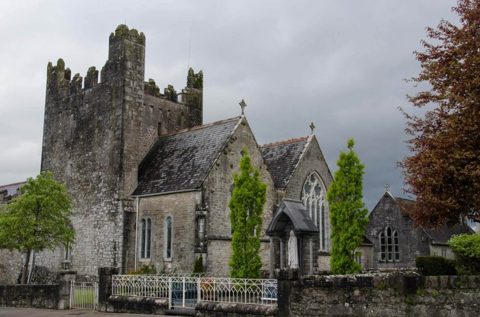 A couple of beautiful churches and monasteries