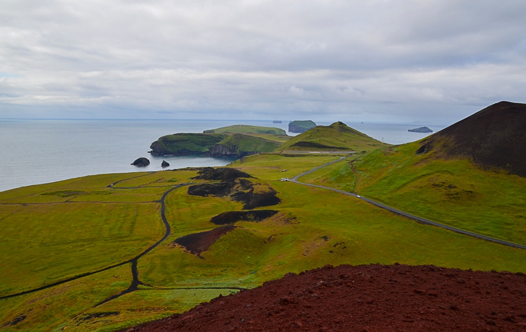 Somewhere out there is Surtsey, the new island that was created from the eruption