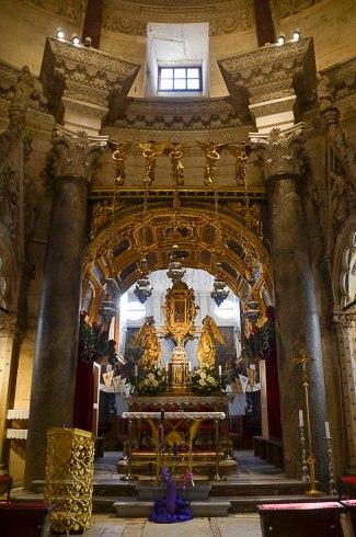 - now a church.