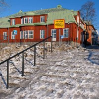 Thursday Thoughts - Umeå Again!