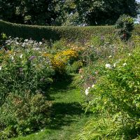 Thursday Thoughts - The English Garden in Kivik